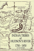 Indian Tribes Of Hudson's River Vol II: 1700-1850