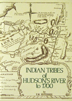 Indian Tribes Of Hudson's River Vol I: To 1700